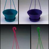 15cm Hanging Bowls Colours